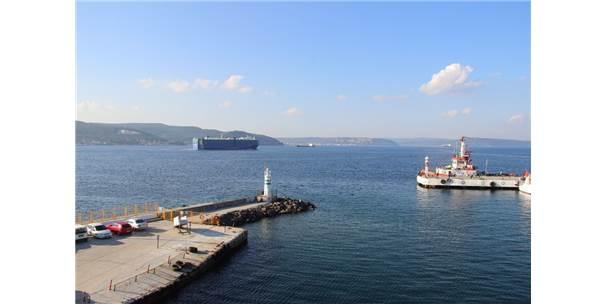 Çanakkale Boğazı Transit Gemi Geçişlerine Yeniden Açıldı