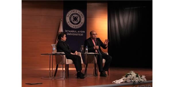 """Prof. Dr. Mehmet Şahin: """"Orta Doğu'da İnsanların İrade Ve Kaynaklarını Kullanması İstenmiyor"""""""