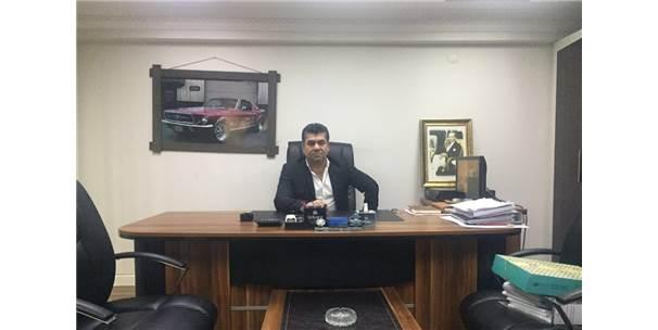 Veysi Barlık, İzmir İl Başkanı Oldu