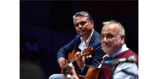 Antalya Gitar Festivali Başladı