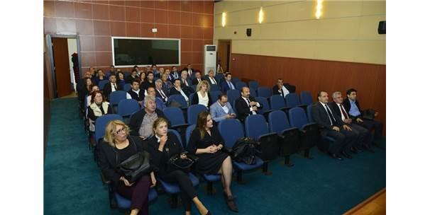 Büyükşehir Personeline İş Sağlığı Ve Güvenliği Eğitimleri Devam Ediyor
