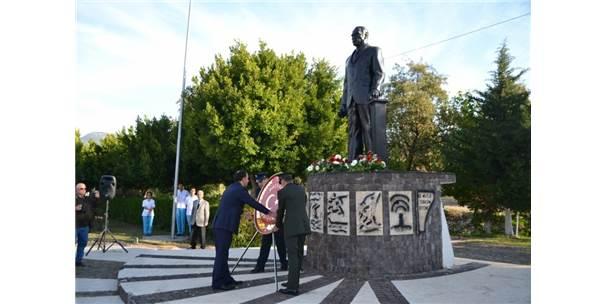 Ulu Önder Atatürk, Bozyazı'da Törenle Anıldı