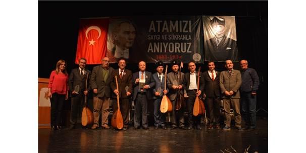 Atatürk, Aydın'da İlk Kez Aşıkların Atışmaları İle Anıldı