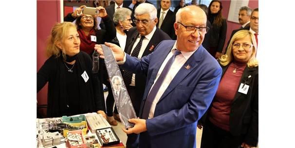 Marmaraereğlisi'nde 10 Kasım Atatürk'ü Anma Programı
