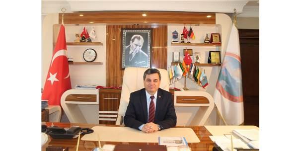 Anamur Belediye Başkanı Mehmet Türe, Partisi Mhp'den İstifa Etti