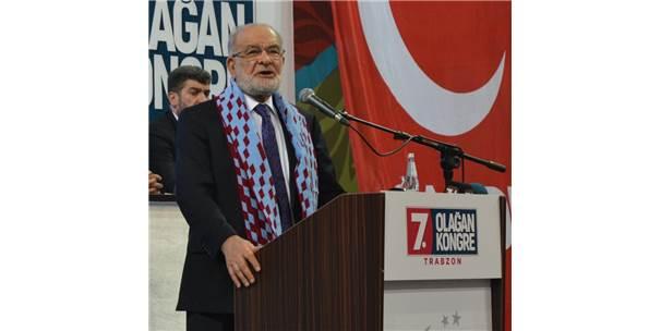 """Saadet Partisi Genel Başkanı Karamollaoğlu: """"Biz Yatırımları Delilerle Yapacağız�"""