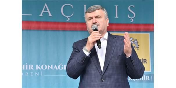 """Akyürek: """"Konya'ya İftira Atanlar Asla Amaçlarına Ulaşamayacak"""""""