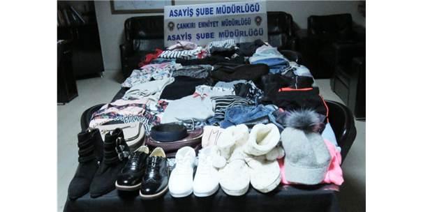 Mağazadan 66 Parça Ürün Çalan Zanlı Tutuklandı