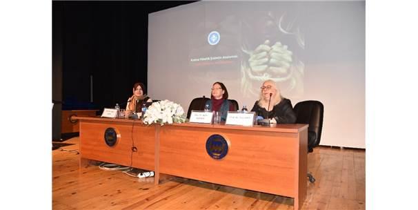 """Prof. Dr. Yılmaz: """"Toplumsal Cinsiyet Eşitliği Bilinci Oluşturmak Gibi Bir Amacımız Var"""""""