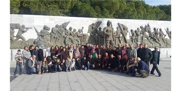 Hasköylüler Çanakkale'yi Ziyaret Etti