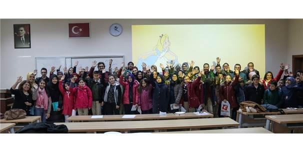 Bilim Kurdu'nda 'Matematik' Teması