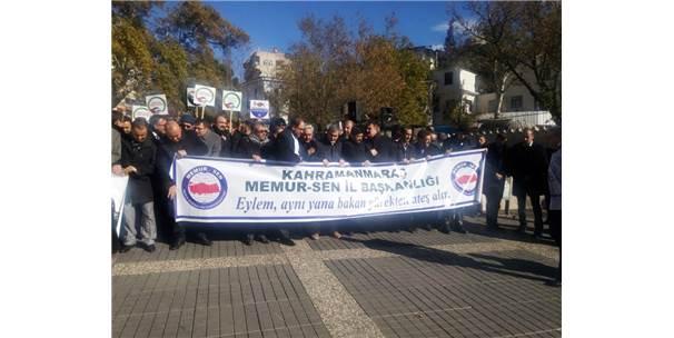 Kahramanmaraş'ta Kudüs Kararı Protestosu
