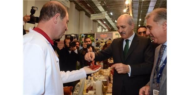 Bakan Kurtulmuş, Gastronomi Kongresi'nde