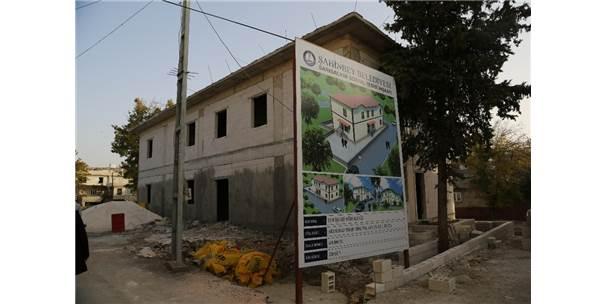 Şahinbey'den Sarısalkım'a Sosyal Tesis