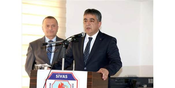 """Sivas'ta """"Asım'ın Nesli Ve Ustaları"""" Konferansı"""