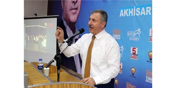 Ak Parti Akhisar Gençlik Kolları Başkanı Taha Dal Oldu