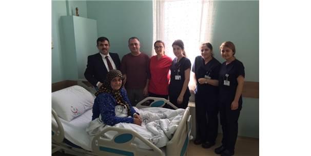 İskenderun Devlet Hastanesi'nde İlk Açık Kalp Ameliyatı