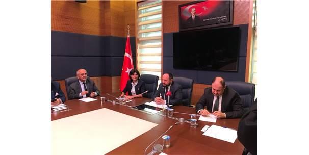 Kayseri Milletvekili Karayel Türkiye-Ab Karma Parlamento Komisyonu Başkanı Seçildi