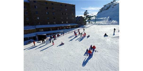 Kartalkaya Kayak Merkezi Yilbasina Hazir Bolu Haberleri