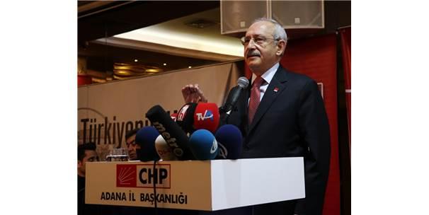 Chp Genel Başkanı Kılıçdaroğlu: Gün Türkiye günüdür