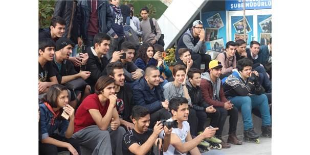 Kahramanmaraş'ta Gençler Hünerlerini Sergiledi