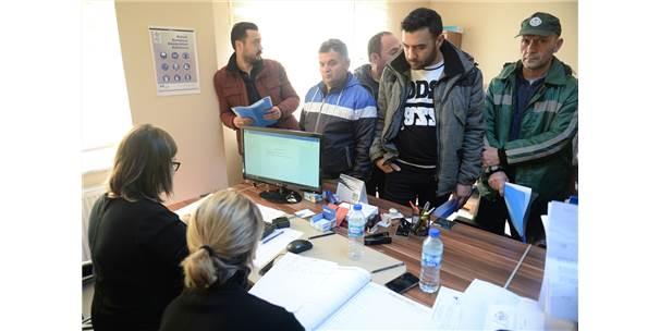 Ordu ve Giresun'da taşeron işçiler kadro için kuyrukta ile ilgili görsel sonucu