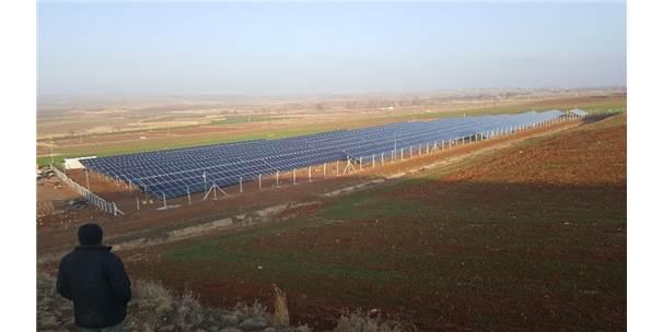 Kayseri Şeker Güneş Enerji Santrali Yatırımlarına Devam Ediyor