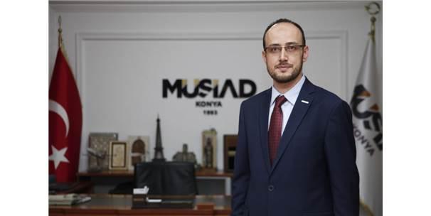 """Başkan Okka: """"Konya, 2017 Yılında Tarihin En Büyük İhracat Rakamına Ulaştı"""""""