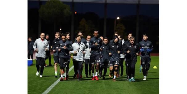 Vida, Beşiktaş İle İlk Antrenmanına Çıktı