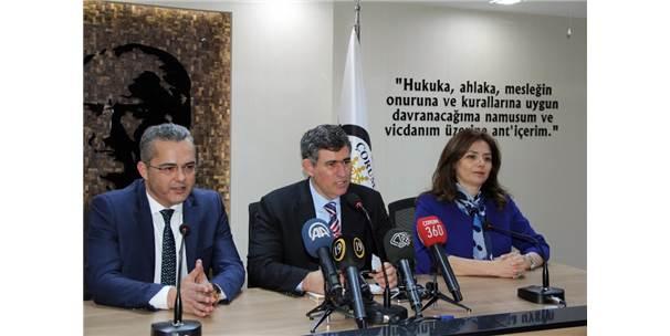 Feyzioğlu'ndan Afrin Operasyonu Hakkında Açıklama