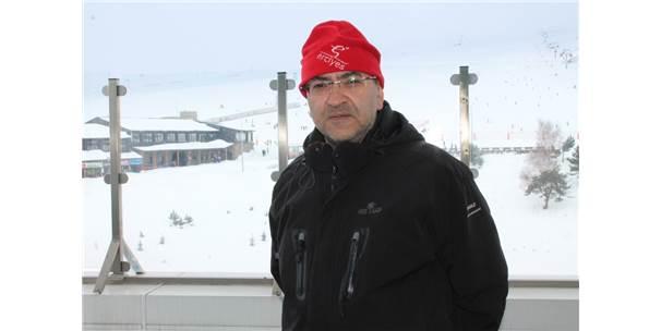 Rus Turistler Erciyes'ten Memnun Ayrıldı