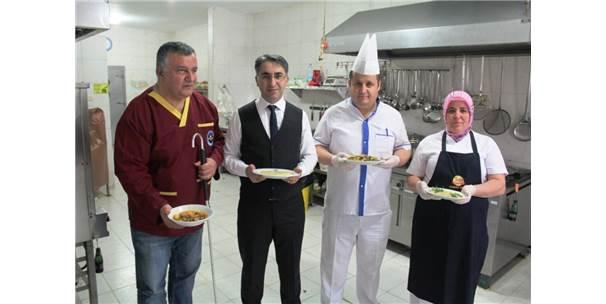 Havran Kaymakamı Aydın Geleneksel Türk Mutfağı İçin Mutfağa Girdi