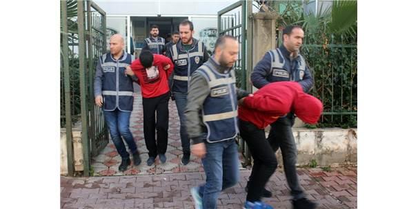 Antalya'da Hırsızlık Operasyonu: 5 Gözaltı