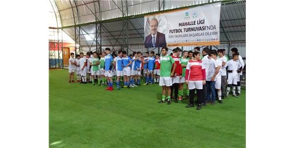 Mahalle Ligi Finali Ve Kupa Töreni Yapıldı