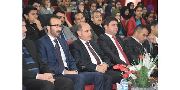 Şırnak'ta Kur'an Ve Ezanı Güzel Okuma Yarışması Düzenledi