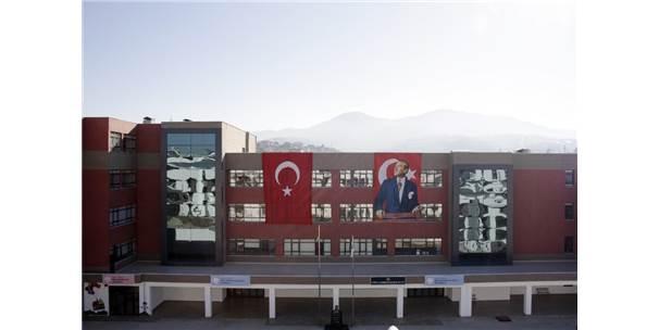 Kocaeli'ye Bin 600 Öğrenci Kontenjanlı Eğitim Kampüsü