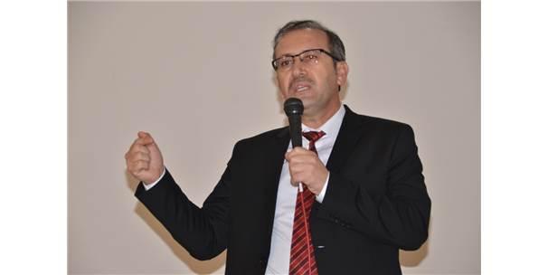 Akseki'de Din Görevlilerine Konferans