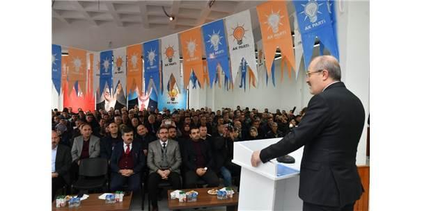 Ak Parti Kepsut İlçe Teşkilatı Genişletilmiş Danışma Meclisi Toplantısı Gerçekleştirildi