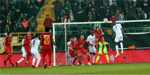 Ziraat Türkiye Kupası: T.M. Akhisarspor: 1 - Kayserispor: 0