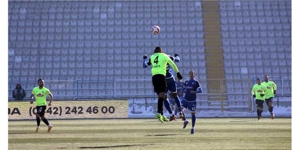 Spor Toto 1. Lig: Bb. Erzurumspor: 1 - Çaykur Rizespor: 1