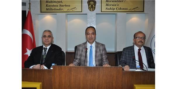 Toroslar'da Şubat Ayı Meclis Toplantısı Yapıldı