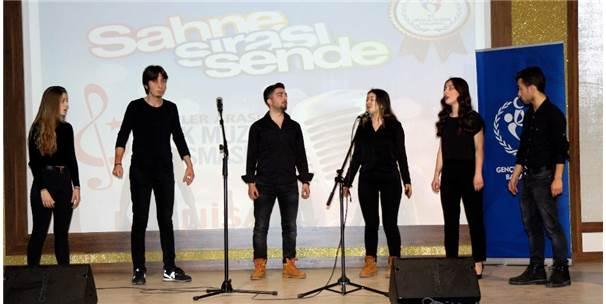 Manisa'nın Genç Sesleri Türk Müziği İçin Yarıştı