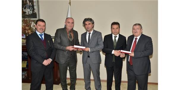 Meb Müsteşar Yardımcısı Demir'den Etso'ya Ziyaret