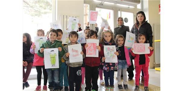 Öğrencilerden Zeytin Dalı Harekatı'na Mektuplu Destek