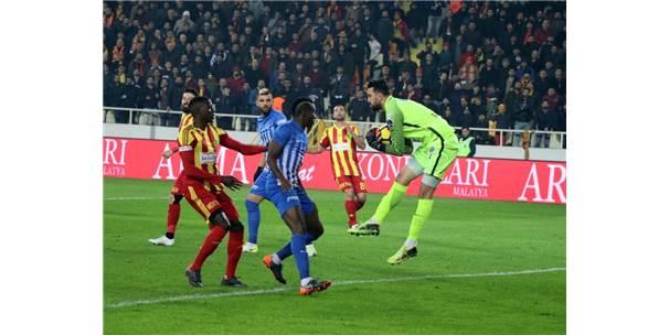 Spor Toto Süper Lig: Evkur Yeni Malatyaspor: 1 - Kasımpaşa: 1