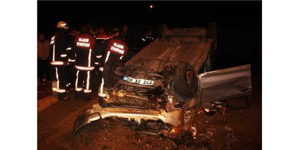Rapor İçin Engelli Getiren Polisler Kaza Yaptı: 1'İ Şehit 2 Ölü