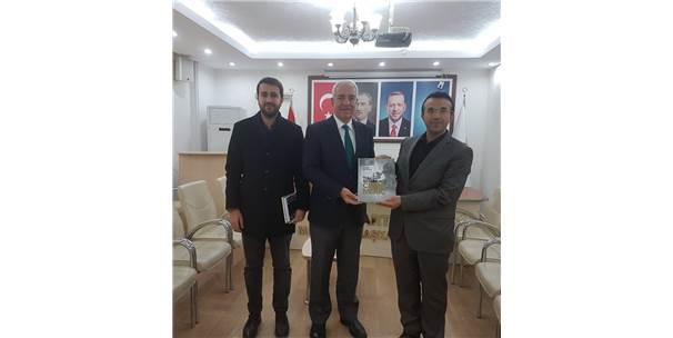 Bik'ten Ak Parti Mardin İl Başkanlığı'na Ziyaret