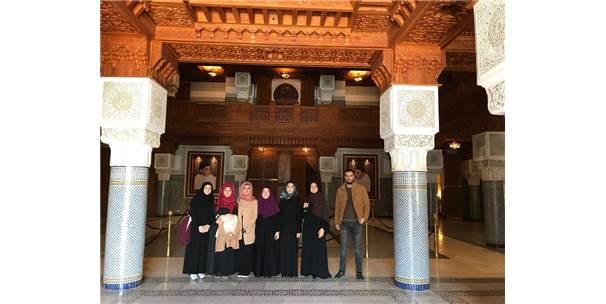 Saü İlahiyat Fakültesi Öğrencileri Fas'a Gitti