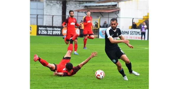 Tff 2. Lig: Nazilli Belediyespor: 2 - Ottocool Karagümrük: 0