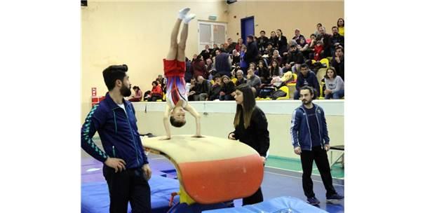 Cimnastikte İl Birincileri Belli Oldu